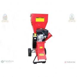 Tocator crengi si resturi vegetale motor 6.5 HP 4T benzina