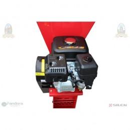 Tocator crengi si resturi vegetale motor 6.5 HP 4T benzina, GF-0089