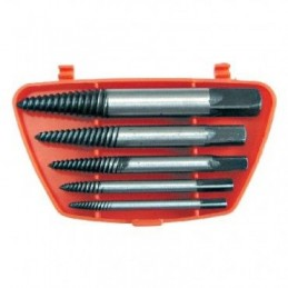 MEGA SET EXTRACTOR SURUBURI 3.3-19.0MM - 5P