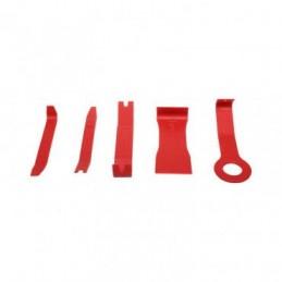 Set dispozitive pentru demontare cleme tapiterie auto 5 piese Proline