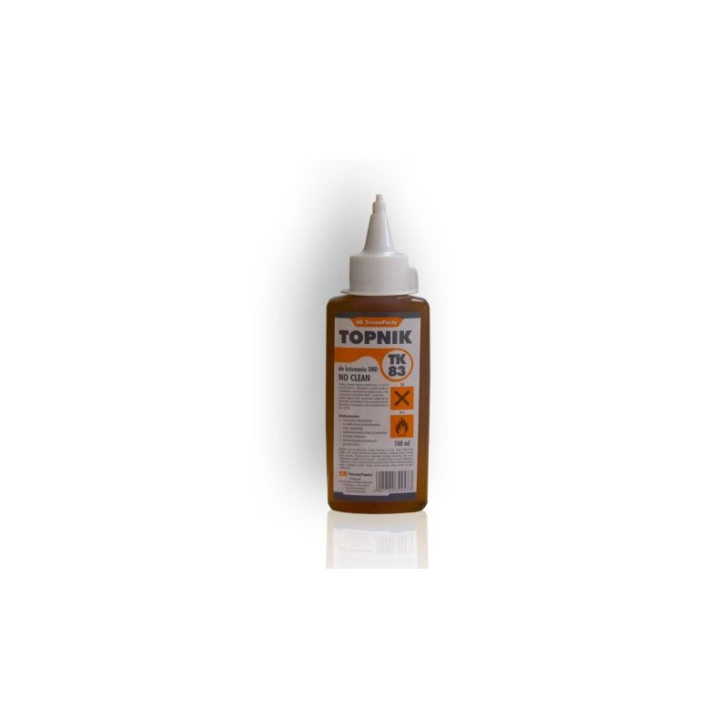 FLUX SMD GRESOR TK83 ISO 9454-1 100ML