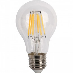 Bec LED cu filament 6W E27 lumina calda