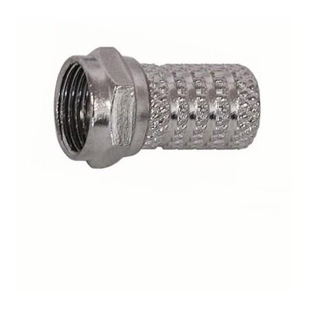 Mufa F TATA 6.6mm cu garnitura si insurubare