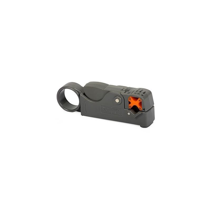 Stripper cleste dezizolat cablu COAXIAL HT-332 RG58, RG59, RG6