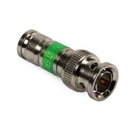 Mufa BNC compresie 113 MASTER pentru cablu Triset-113