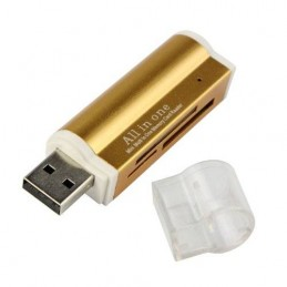CITITOR CARD USB 2.0 | 15 in1 | Card Reader Micro SD SDHC MS TF SD