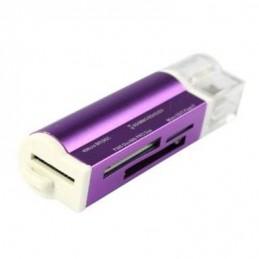 CITITOR CARD USB 2.0 | 15 in1 | Card Reader Micro SD SDHC MS TF SD