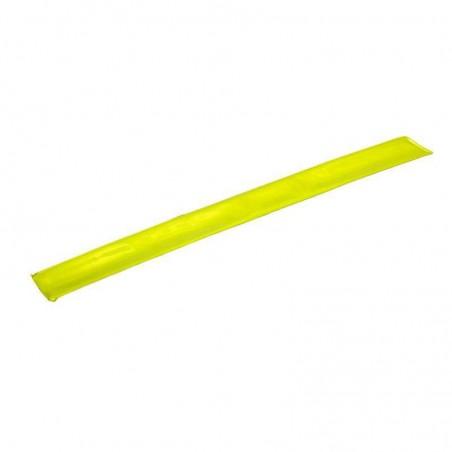 Banda reflectorizanta elastica verde 30x340mm flexibila