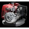 Motocoasa pe benzina Kawasaki TJ53E-X800 3 CP 2.24 kW