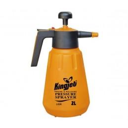 Pulverizator cu presiune de mana Kingjet 2 litri