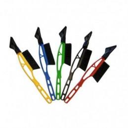 RACLETA GHEATA PLASTIC CU PERIE CURATARE 88/120X452MM