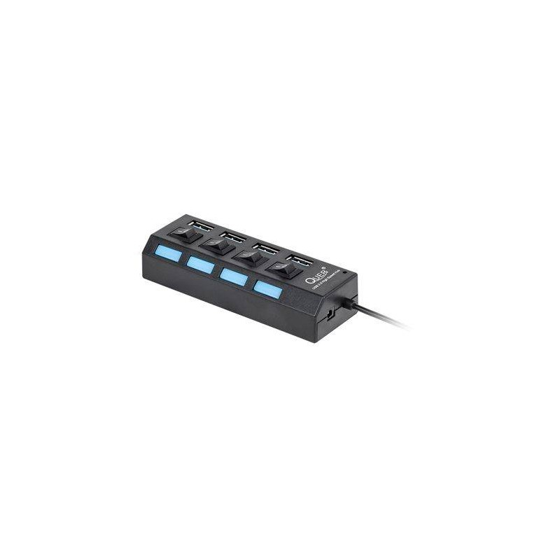 HUB USB 3.0 4 PORTURI QUER PRO