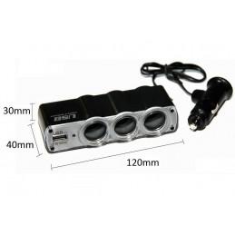 SPLITTER BRICHETA X3 CU USB