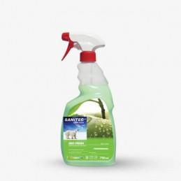 DEO FRESH mar verde odorizant ambiental antibacterian - 750ml SANITEC 1894