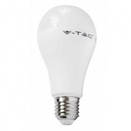 BEC LED A65 E27 15W 3000K ALB CALD, CIP SAMSUNG V-TAC GARANTIE 5 ANI