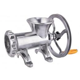 Masina de tocat carne nr 22 corp aluminiu, roata + maner, PMP0074, Gospodarul Profesionist