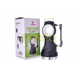 Lanterna portabila LED 1W Panou Solar USB