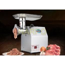 Masina tocat carne electrica nr.12 800W 150 Kg/ora tava inox MK-12 JIA Clivia