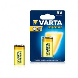 BATERIE 9V VARTA SUPERLIFE 6F22