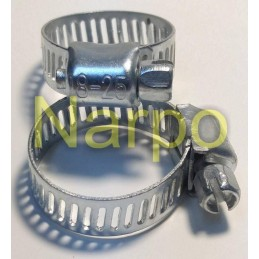 SET 50 COLIERE METALICE FURTUN 18-25mm 1""