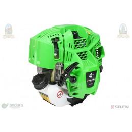 Motocoasa pe benzina Silen YS-CG431, 0.7kW, 4 timpi, 9000rpm