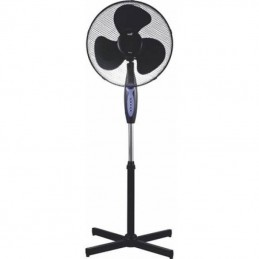 Well - Ventilator cu picior si telecomanda 45W si 3 trepte de viteza