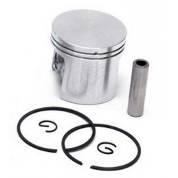 Set piston 52cc 44mm CG520 motocoasa CHINA