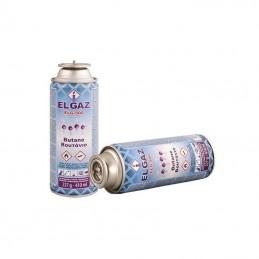 Butelie gaz spray 227g ELGAZ 410ml pentru aragaze portabile
