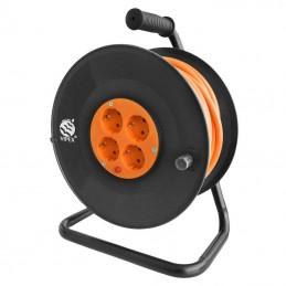 Prelungitor electric tip tambur 4 cai 3x2.5mm lungime 50 metri
