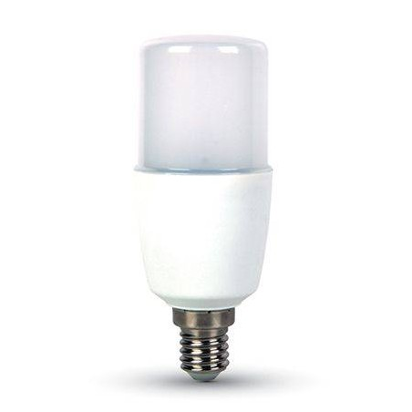 BEC LED T37 E14 9W 3000K ALB CALD V-TAC, SKU-7173