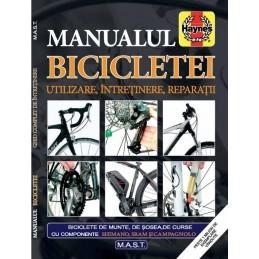 Manualul bicicletei. Utilizare, intretinere, reparatii - James Witts, Mark Storey, Haynes Publishing