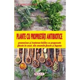 Plante cu proprietati antibiotice. Claudia Ritter