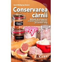 Conservarea carnii Metode de preparare a carnii pentru pastrare pe termen lung. Gerd Wolfgang Sievers