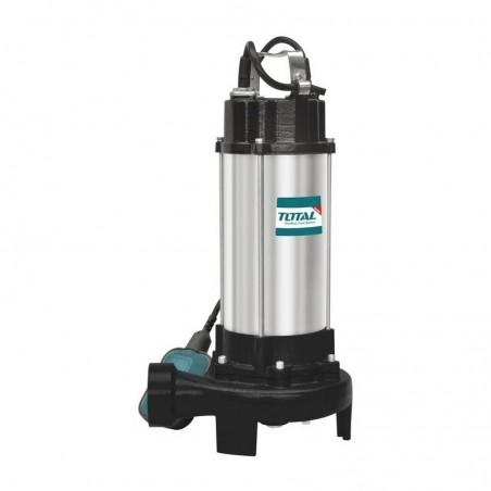 Pompa submersibila cu tocator pentru apa murdara 1.5kW 20m3/ora