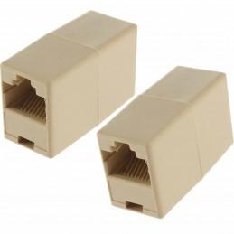 Adaptor prelungitor cablu retea utp RJ45
