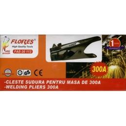 Cleste masa sudura 300A FAE-30 113