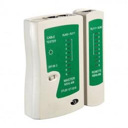 Tester cablu UTP RJ45 RJ11 retea, telefon