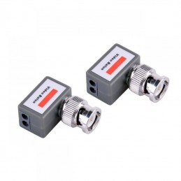 Video balun unghi 90 grade set 2 buc