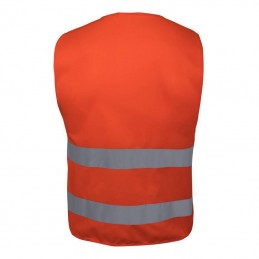 Vesta reflectorizanta, portocalie, LAHTI PRO