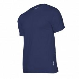 Tricou bumbac albastru personalizabil, Lahti Pro, S-3XL