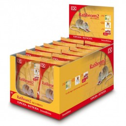 Raticid Ratibrom 2 Pasta 500 gr Kollant