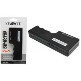Detector cabluri de tensiune si metal KEMOT