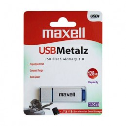 FLASH DRIVE USB 3.0 Maxell 128 GB METALZ