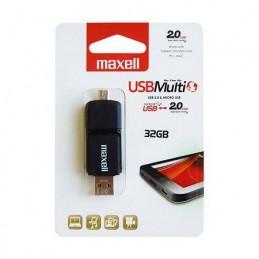 FLASH DRIVE USB 2.0 OTG 32GB BUMBLEBEE MAXELL microUSB