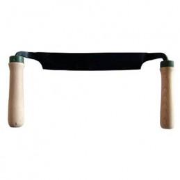 Razuitoare tip cutitoaie, sinalau, mezdrea cu maner lemn, 30cm