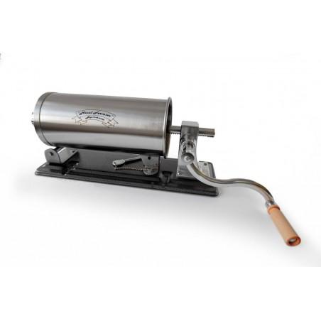 Masina De Facut Carnati 4kg INOX 4 palnii YG-2008PA Micul Fermier