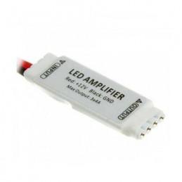 Amplificator banda led RGB 5050 3x4A 144w max 12A