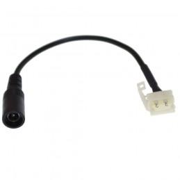 Conector cu alimentare pe fir banda led 5050 cu clips