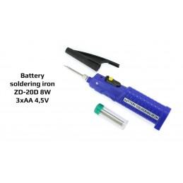 Letcon cu baterii 3xAA 8W 4.5V ZD-20D