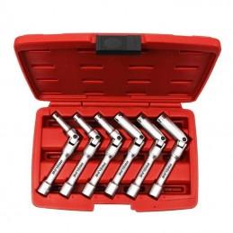 """Trusa 6 chei articulate pentru bujii CR-VA 3/8"""" 8-16mm"""